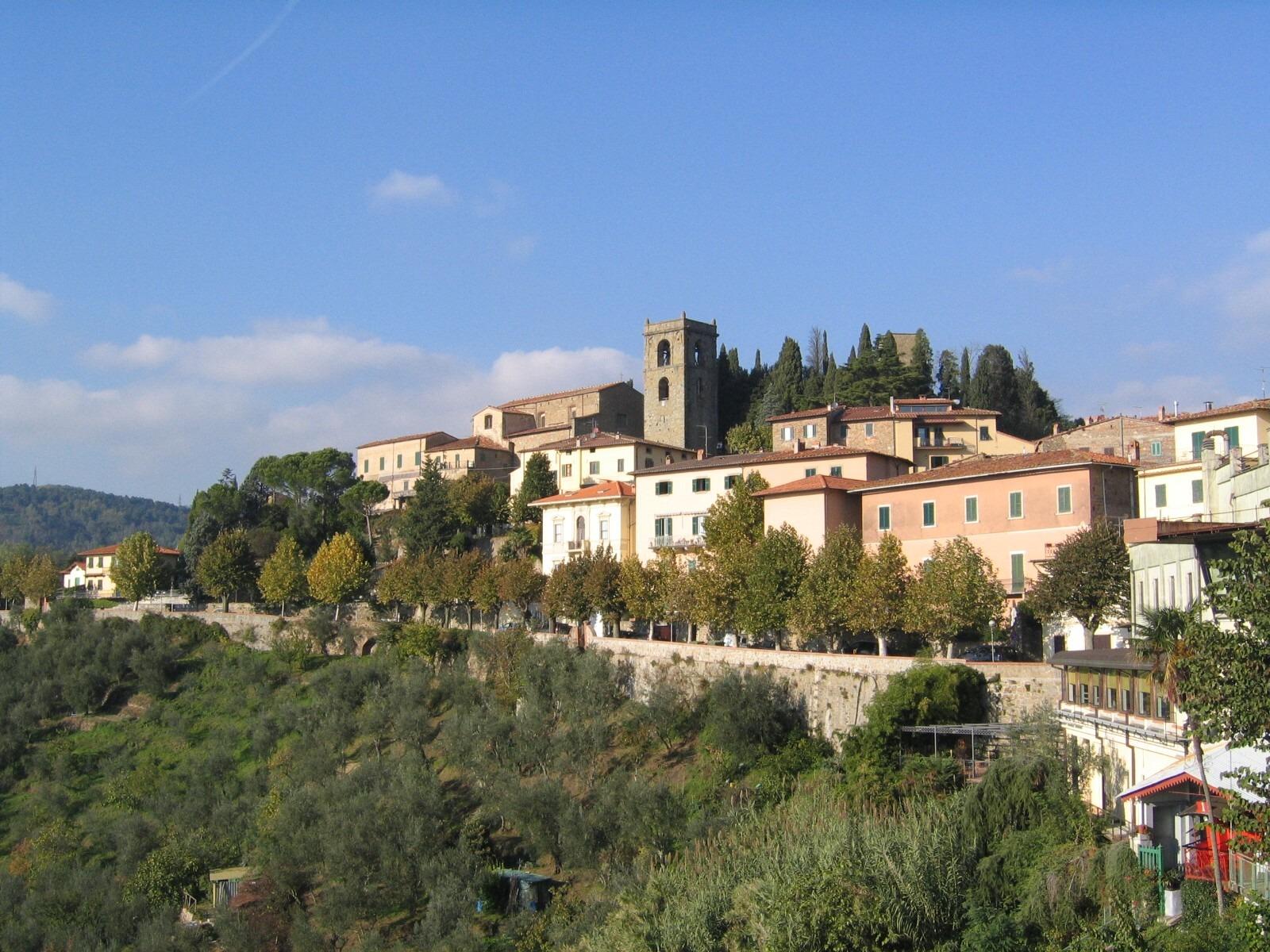 Montecatini Terme in der Toskane