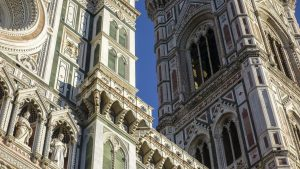 Florentine Duomo in the historic center