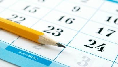 starting dates school - FECHAS DE LOS CURSOS