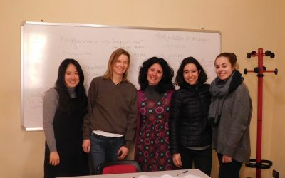 Flexibility and Variety in Our Language Courses in Florence