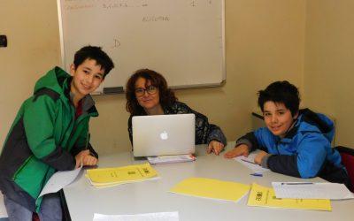 Corso di italiano L2 per bambini