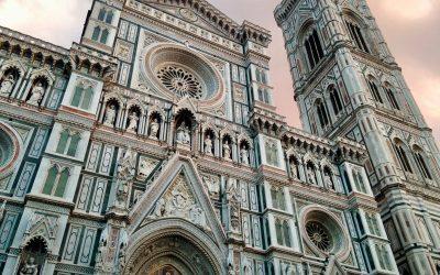 Firenze dal cielo ispira espressioni della lingua italiana