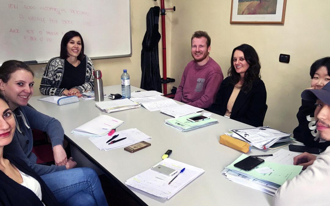 Comuni difficoltà incontrate dagli studenti di grammatica italiana
