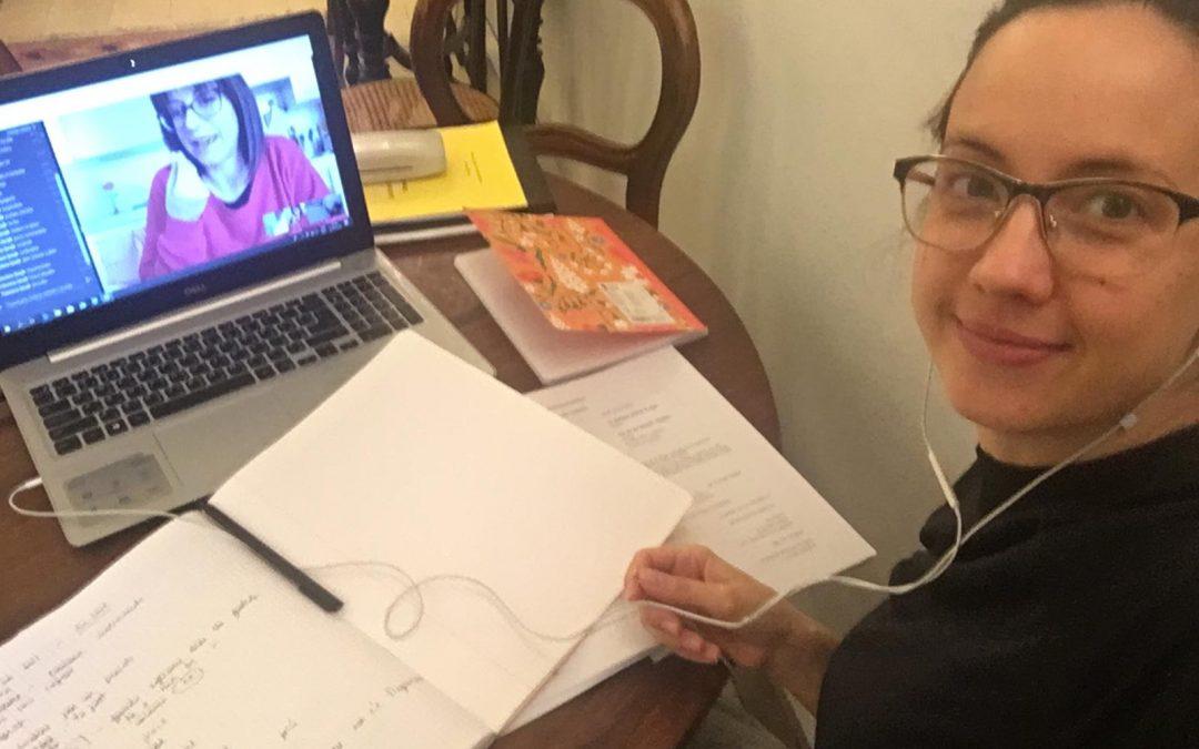 L'insegnamento online della scuola Parola